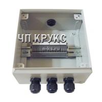Клеммная коробка стальная КК-12, КК-20 ,КК-24, КК-40