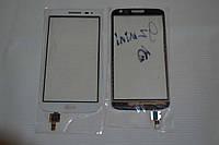 Оригинальный тачскрин / сенсор (сенсорное стекло) для LG G2 Mini D610 D618 D620 D620K D620R D621 D625 (белый)