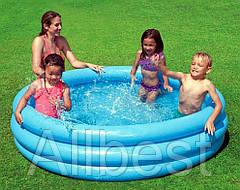 Детский надувной бассейн «Кристалл» Intex 58446 Диаметр: 168 см