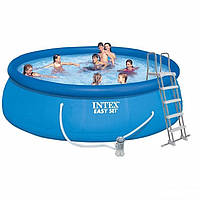 Надувной басейн intex 28168 Easy set 457 х 122 см.