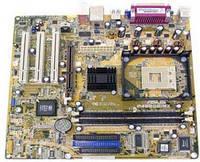 Материнская плата ASUS P4S800-MX SE SiS 661FX/964, s478