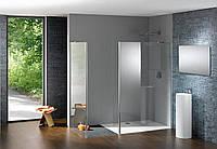 Дверь из стекла в душ
