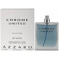 Azzaro Chrome United  Tester 100ml