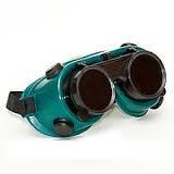 Защитные очки для сварки с откидными стеклами