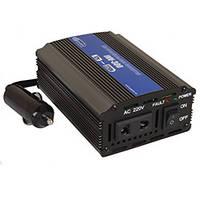 Инвертор автомобильный 12V = 220V Gemix INV-300 300W Black (01800018)