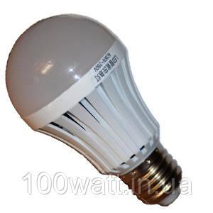 Лампа светодиодная с аккумулятором 12 Вт Е27 ST547