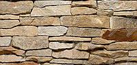 Камень песчаник «Старый город» KLVIV торцевой уп.0.5 м.кв