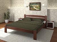 Кровать односпальная Дональд из массива бука