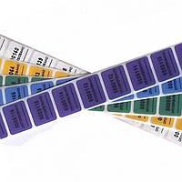 Самоклеющиеся пломбы-наклейки разные размеры