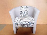 """Кресло для дома и кафе """" Клео-Арт"""". Мягкая мебель для дома и  офиса."""