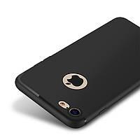 Накладка для iPhone 7 силикон 0,2mm Infinity Slim Черный