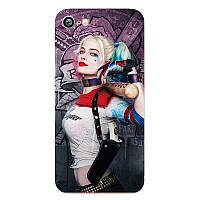 Накладка для iPhone 7 силикон 0,3mm Infinity Slim Glamour Harley Quinn