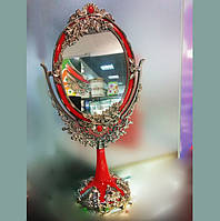 """Зеркало косметическое настольное двухстороннее  """"Mirror"""""""