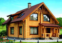 Продается дом из бруса у озера 90м2