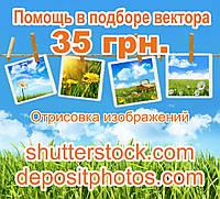 Помощь в подборе вектора с всемирно известных фотобанков: shutterstock.com, depositphotos.com