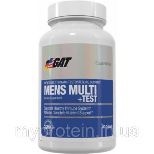 GAT Мужские витамины GAT Mens Multi+Test 60 tab