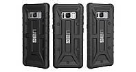 Накладка для Samsung Galaxy S8 G950 Urban Armor Gear (защитный) Pathfinder Case Черный (GLXS8-A-BK)
