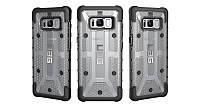 Накладка для Samsung Galaxy S8 G950 Urban Armor Gear (защитный) Plasma Case Ice Прозрачный (GLXS8-L-IC)