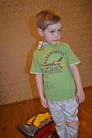 Модная футболка Германия C&A Palomino 110 см.