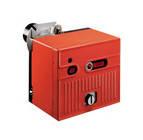 Двухтопливные горелки (газ-дизельное топливо) серия RIELLO 40D