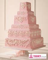 """Свадебный торт на заказ """"Изобилие"""""""