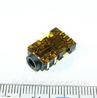 Коннектор аудио к ноутбуку Lenovo Y550, Y550A. Y550P 3,5мм, 8pin (high copy)