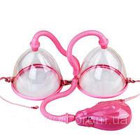 Вакуумная помпа для груди Breast Pump BW-014091-3 (массажер для женской груди Брист Памп)