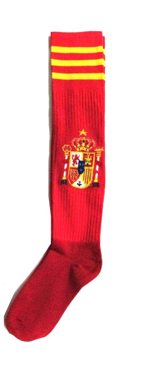 Гетры сборной Испании
