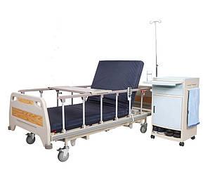Кровать функциональная с электроприводом для отделений интенсивной терапии OSD-91EU, фото 2