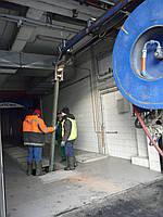 Прочистка канализации. Очистка канализации в Киеве.Прочистка канализационных труб.