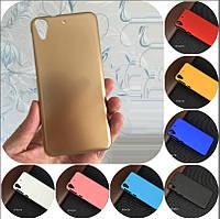 """HTC Desire 626 оригинальный чехол бампер накладка панель на телефон """"ART COLOUR"""""""