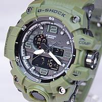 Часы наручные Casio G-SHOCK GWG-1000 копия цвет хаки