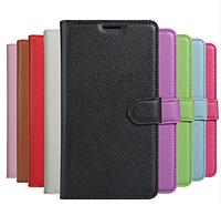 Кожаный чехол книжка Lichee для LG X Style (9 цветов)