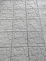 "Тротуарная плитка ""ТУЧКА"" 300*300*30"