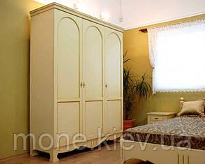 """Кровать """"Леонора"""" из натурального  дерева двуспальная, фото 2"""