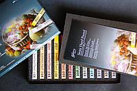 Набор пастели MUNGYO, 12шт. цветов, полутвердая