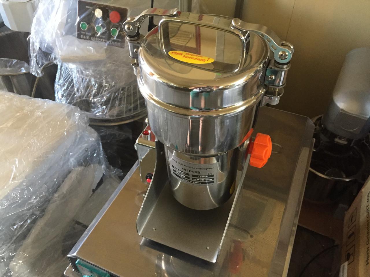 Дробилка мельница для специй, сахара и др.Vektor GRT-08В