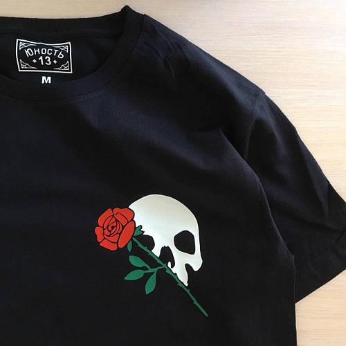 """Юность футболка """"Розы"""""""