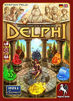 Настольная игра Оракул Дельфы (The Oracle of Delphi)