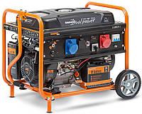 Бензиновый электрогенератор Daewoo GDA 8500 DPE-3