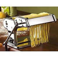 Лапшерезка ручная Pasta Machine 15см, аппарат для приготовления спагетти