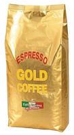 Кофе в зернах Віденська кава Gold Espresso Coffe 1кг