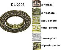 Спот Lemanso DL2008 титан-хром MR16