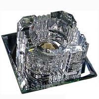 Спот Lemanso ST103 прозрачный, серебро G9 35W 4000K с драйвером