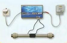 Приборы для обработки воды электромагнитным способом EZV25T