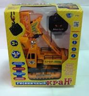 Детский строительный кран Limo Toy