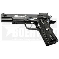 Пистолет Xtreme 45 CO2 Black G&G