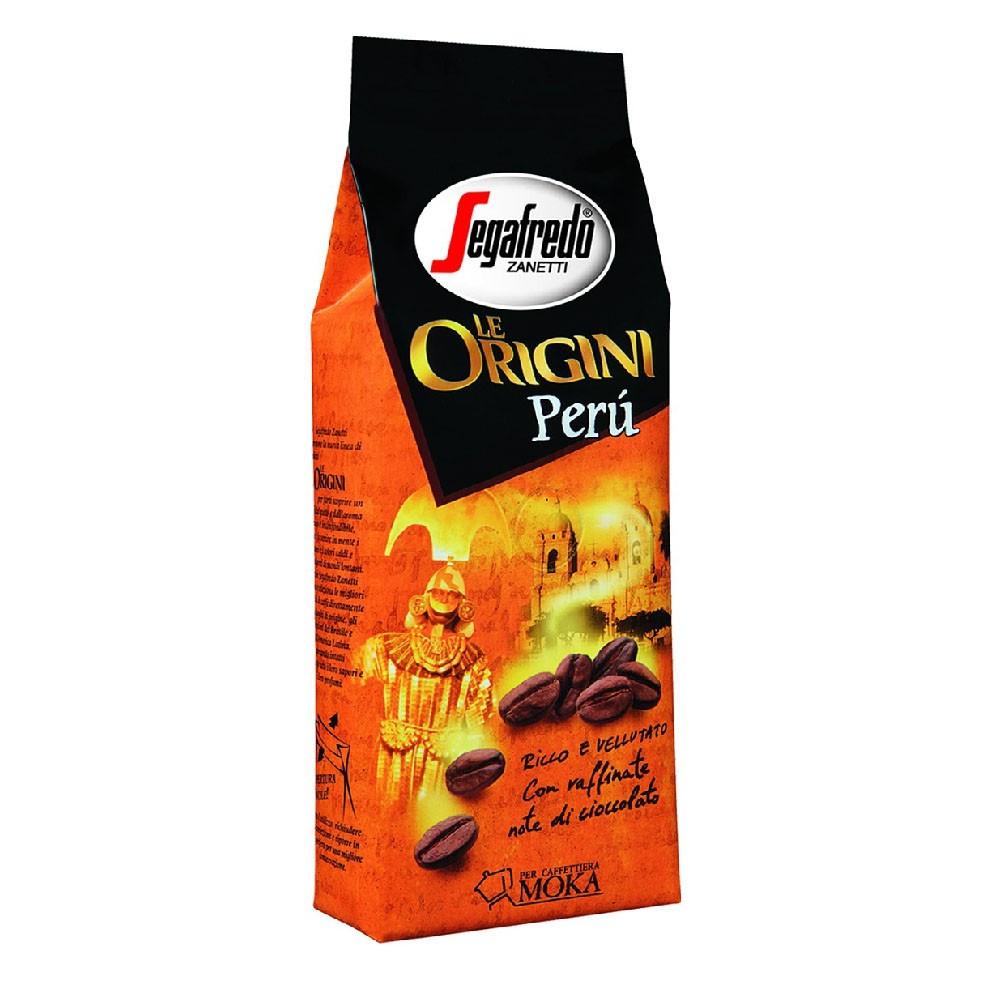 Кофе молотый Segafredo Peru 250гр.