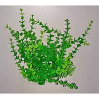 Растение пластиковое аквариумное 15-20 см Lang № 047202