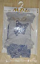 Комплект на девочку  стразы, фото 2